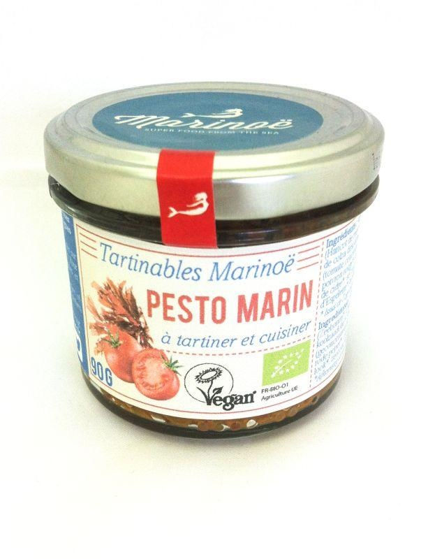 Tartinable pesto rouge marin 90g